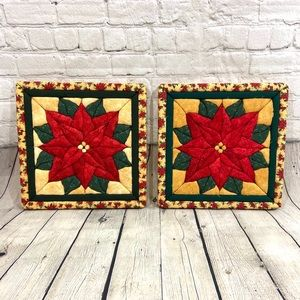 Beautiful Handmade Quilted Squares